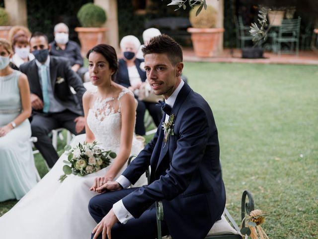 La boda de Sara y Carlos en La Garriga, Barcelona 37