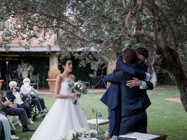 La boda de Sara y Carlos en La Garriga, Barcelona 41