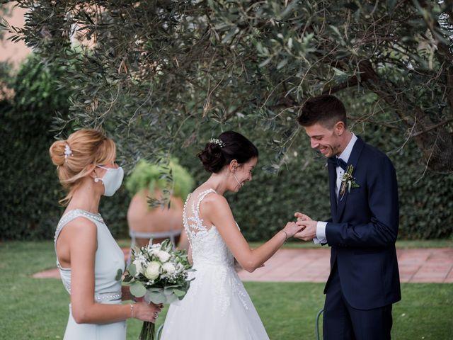 La boda de Sara y Carlos en La Garriga, Barcelona 42