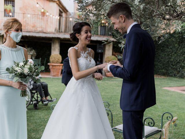 La boda de Sara y Carlos en La Garriga, Barcelona 43