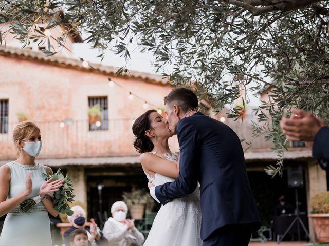 La boda de Sara y Carlos en La Garriga, Barcelona 44