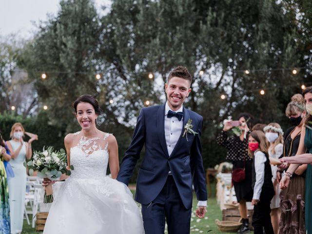 La boda de Sara y Carlos en La Garriga, Barcelona 46