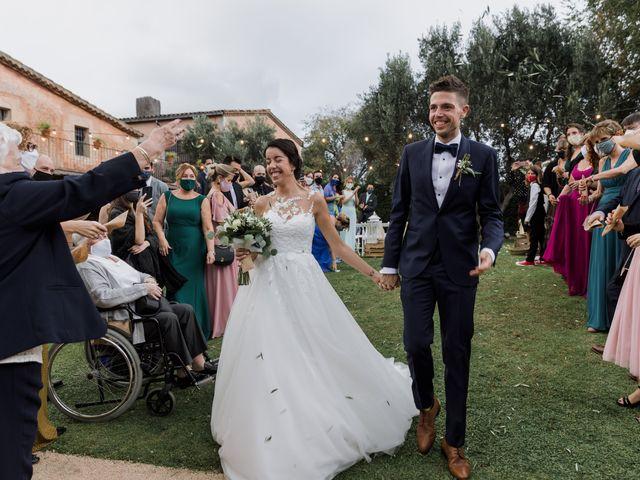 La boda de Sara y Carlos en La Garriga, Barcelona 48