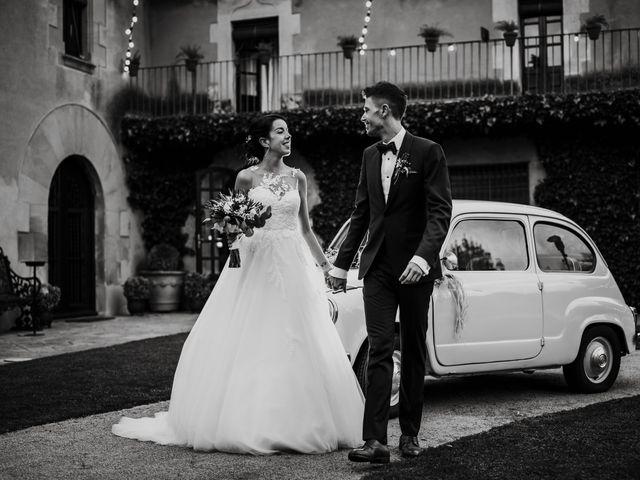 La boda de Sara y Carlos en La Garriga, Barcelona 49
