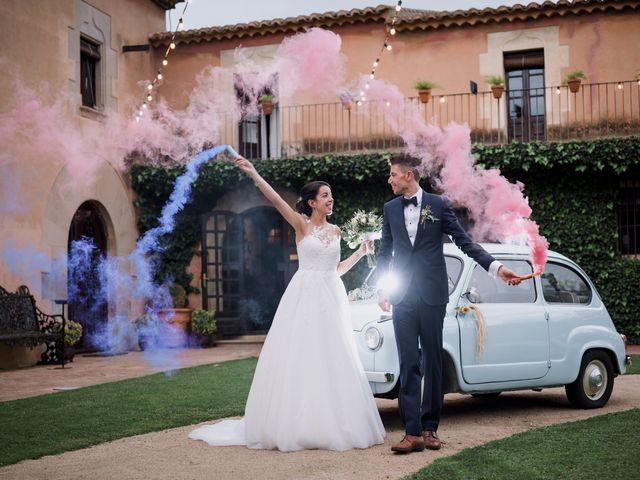 La boda de Sara y Carlos en La Garriga, Barcelona 51