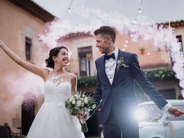 La boda de Sara y Carlos en La Garriga, Barcelona 52
