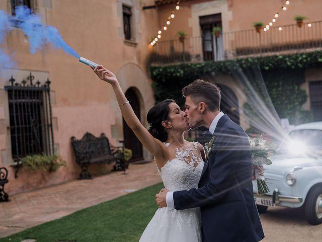 La boda de Sara y Carlos en La Garriga, Barcelona 53