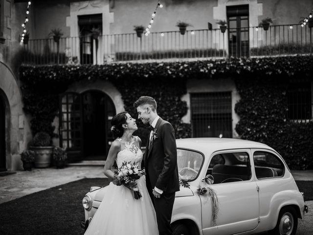 La boda de Sara y Carlos en La Garriga, Barcelona 54