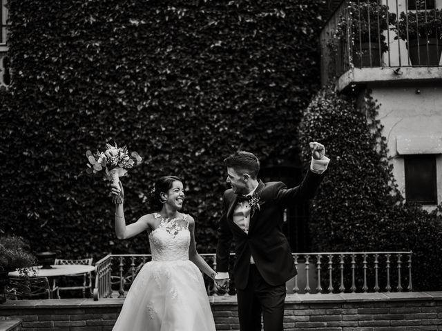 La boda de Sara y Carlos en La Garriga, Barcelona 59