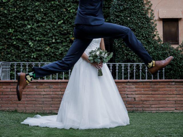La boda de Sara y Carlos en La Garriga, Barcelona 60