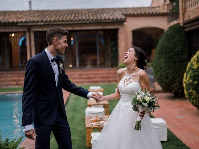 La boda de Sara y Carlos en La Garriga, Barcelona 62