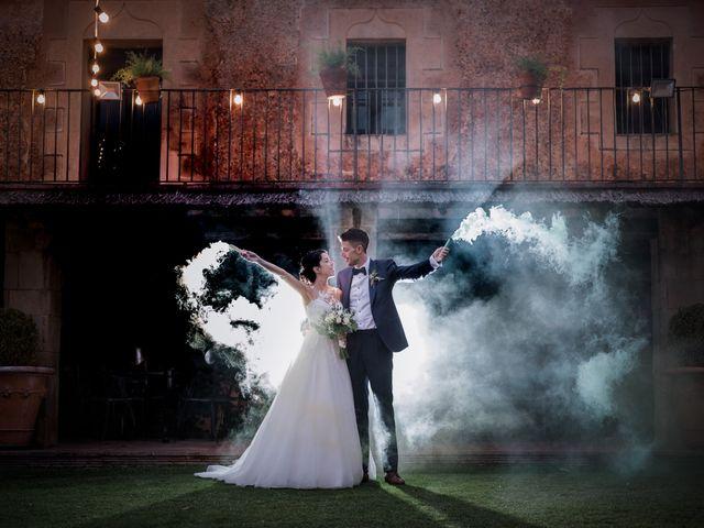 La boda de Sara y Carlos en La Garriga, Barcelona 64