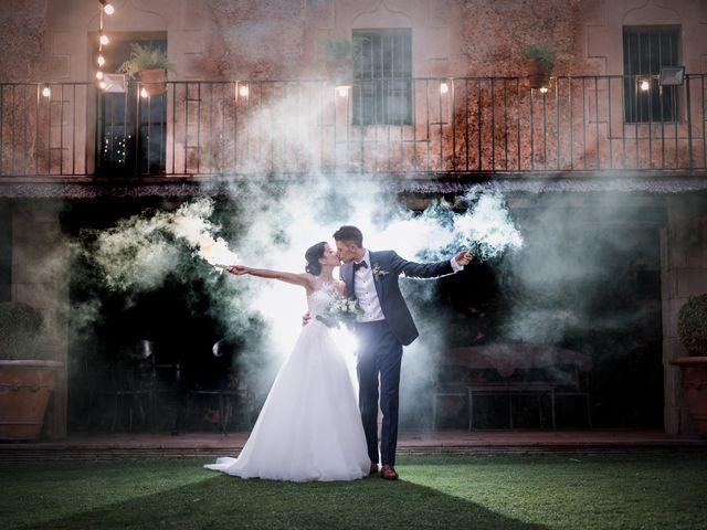 La boda de Sara y Carlos en La Garriga, Barcelona 66