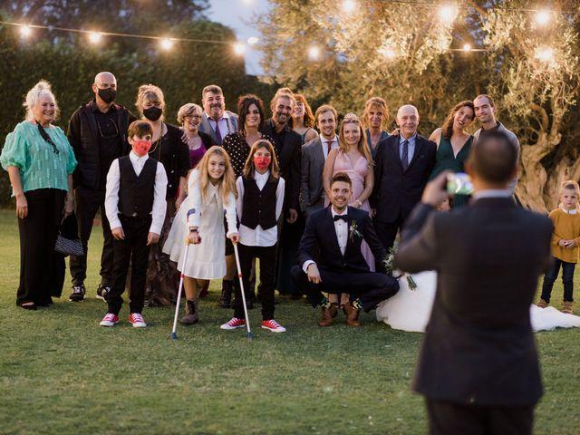 La boda de Sara y Carlos en La Garriga, Barcelona 69