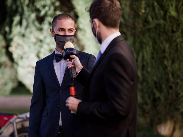 La boda de Sara y Carlos en La Garriga, Barcelona 70