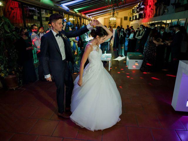 La boda de Sara y Carlos en La Garriga, Barcelona 81