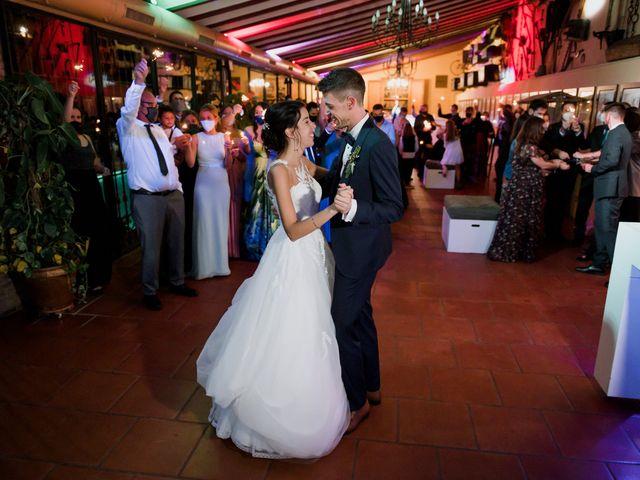 La boda de Sara y Carlos en La Garriga, Barcelona 82
