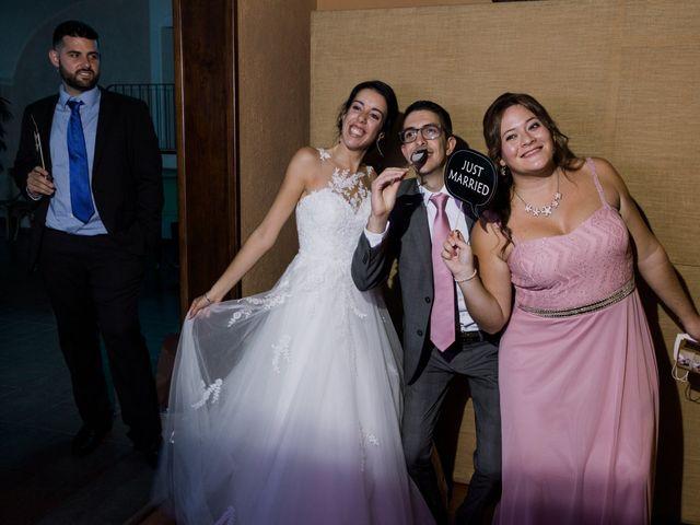 La boda de Sara y Carlos en La Garriga, Barcelona 95