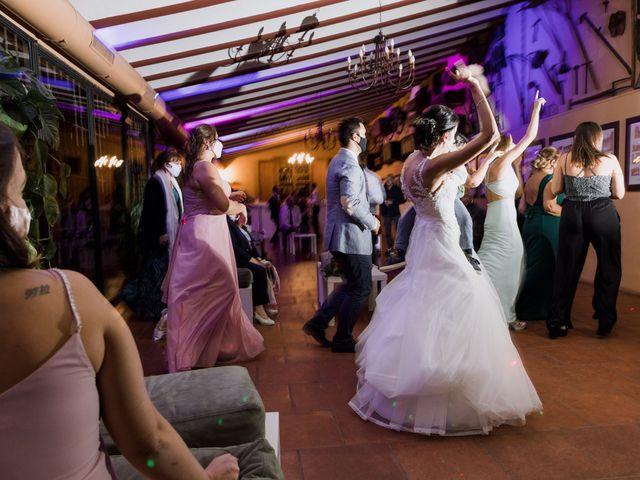 La boda de Sara y Carlos en La Garriga, Barcelona 98