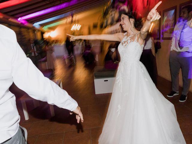 La boda de Sara y Carlos en La Garriga, Barcelona 99