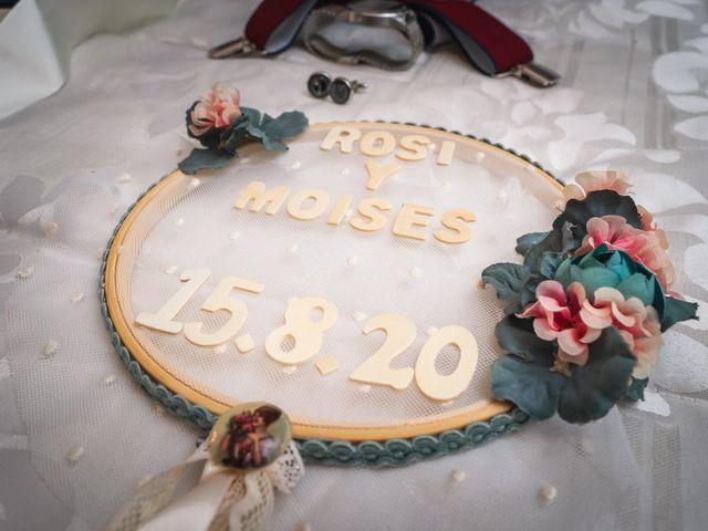 La boda de Moises y Rosi en Dos Hermanas, Sevilla 14