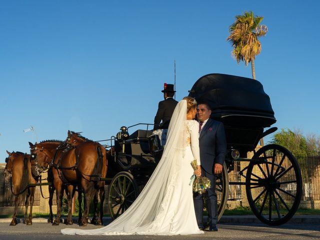 La boda de Moises y Rosi en Dos Hermanas, Sevilla 20