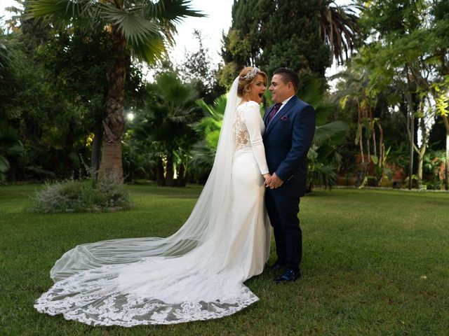 La boda de Moises y Rosi en Dos Hermanas, Sevilla 22