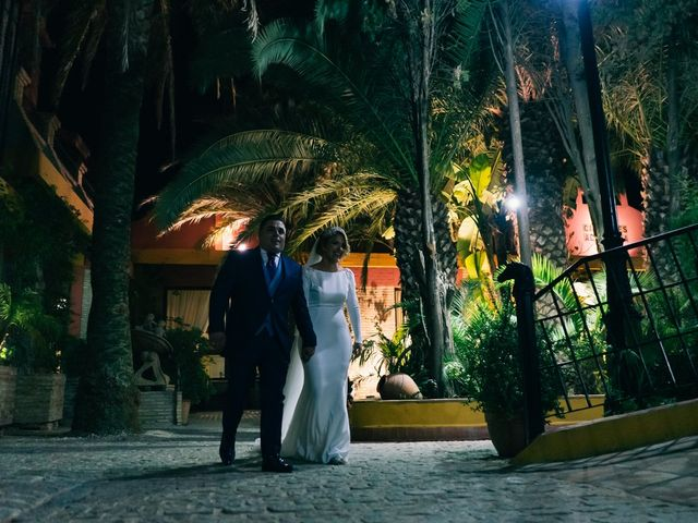 La boda de Moises y Rosi en Dos Hermanas, Sevilla 23