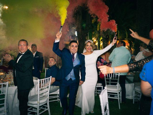 La boda de Moises y Rosi en Dos Hermanas, Sevilla 24