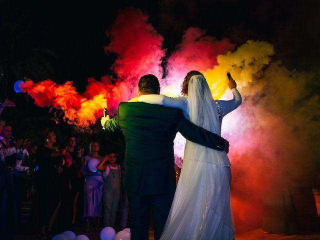 La boda de Rosi y Moises