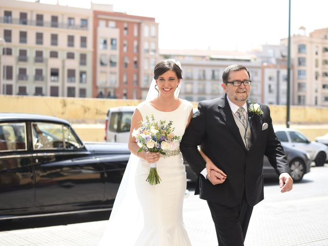 La boda de María y Fran en Málaga, Málaga 9