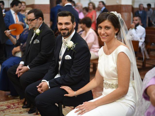 La boda de María y Fran en Málaga, Málaga 10