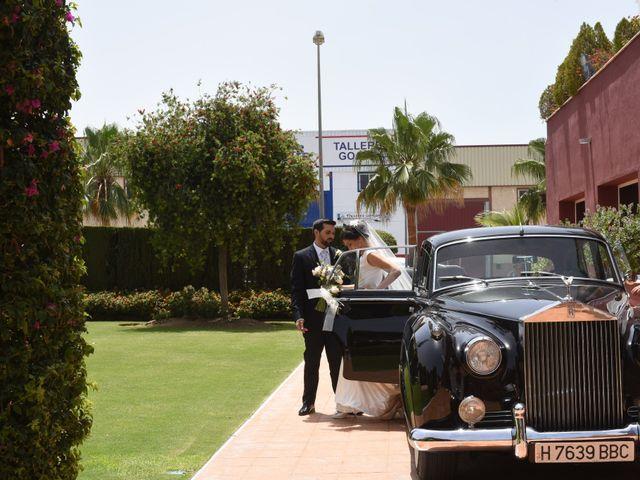La boda de María y Fran en Málaga, Málaga 13
