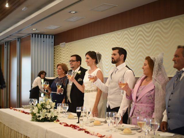 La boda de María y Fran en Málaga, Málaga 18