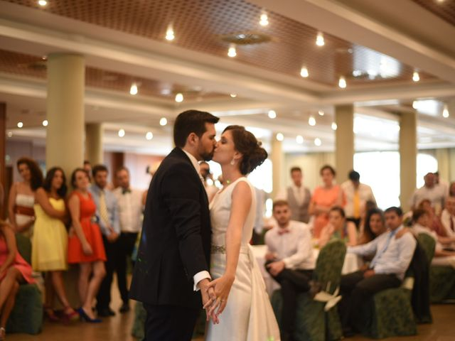 La boda de María y Fran en Málaga, Málaga 25