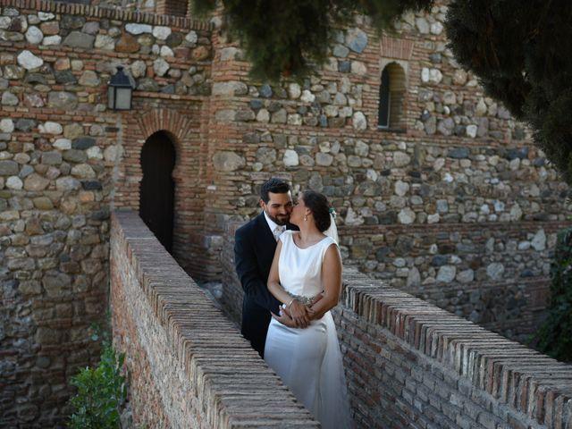 La boda de María y Fran en Málaga, Málaga 26