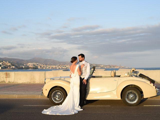 La boda de María y Fran en Málaga, Málaga 1