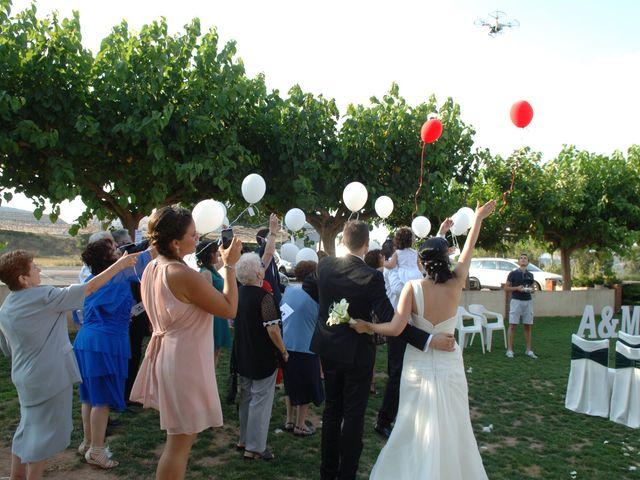 La boda de Marcos y Ana en Sallent, Barcelona 2