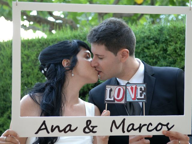 La boda de Marcos y Ana en Sallent, Barcelona 3