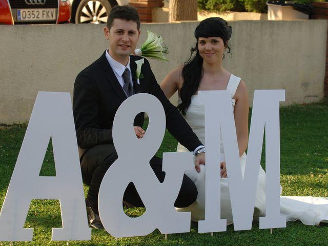La boda de Marcos y Ana en Sallent, Barcelona 7