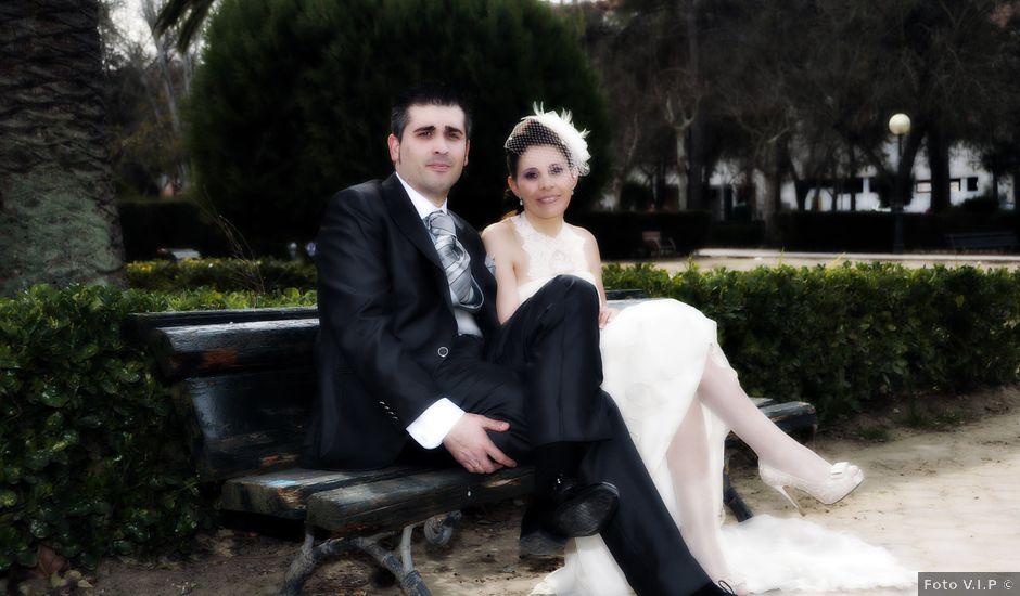 La boda de Alexis y Mª Victoria en Don Benito, Badajoz
