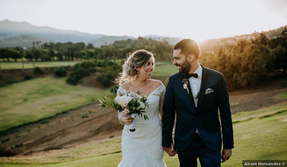 La boda de Daniel y Sara en Las Palmas De Gran Canaria, Las Palmas