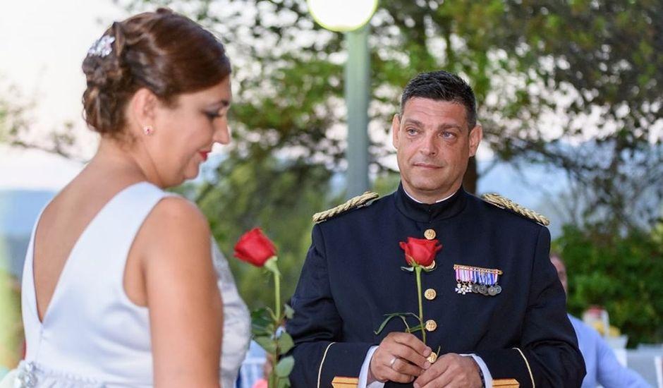La boda de José María  y María José  en Málaga, Málaga