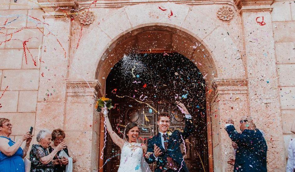 La boda de Enrique y Gloria en Minaya, Albacete