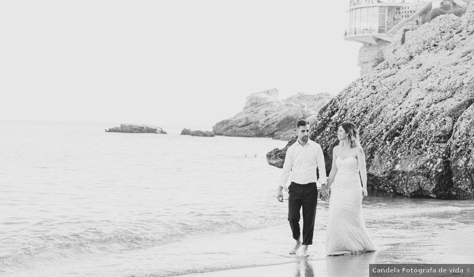 La boda de Fran y Marta en Los Ramos, Murcia