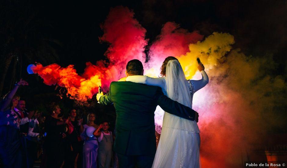 La boda de Moises y Rosi en Dos Hermanas, Sevilla