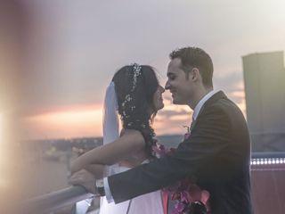 La boda de Elena y Ivan
