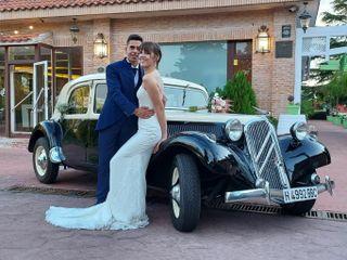 La boda de Justyna y Sergio