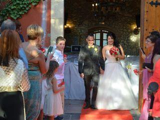 La boda de Cristina y Juank