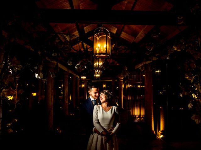 La boda de Fatima y Javier